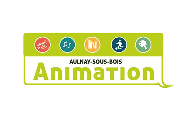 Identité visuelles Aulnay-sous-bois animation